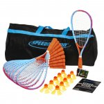 Sportime Physical Education Speedminton Set - For 8 Players - 1392371
